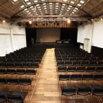 Hall de conférence du Flupa