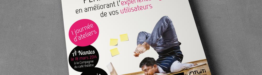 Workshop, Nantes, Paris, ateliers, experience utilisateur, performances web, NUMA, tactique digitale, stratégie numérique