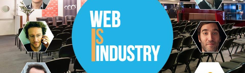 web is industry web2day