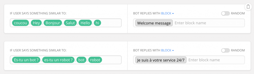 intelligence artificielle-chatfuel