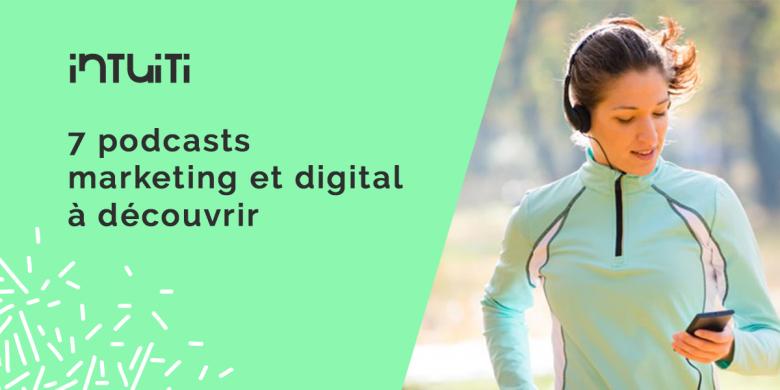 Les meilleurs podcasts marketing à écouter