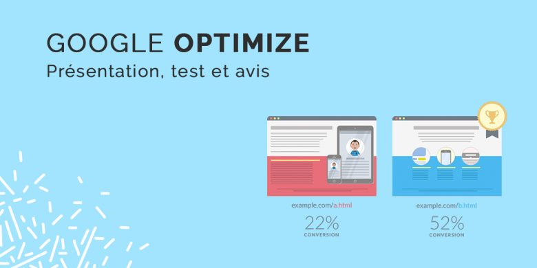 Google Optimize test et avis