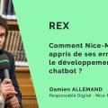 Chatbot Nice Matin agence Intuiti Nantes