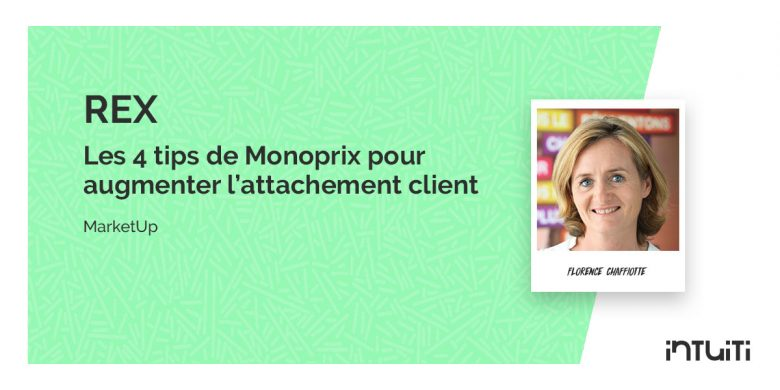 Florence Chaffiotte - Monoprix